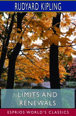 Limits and Renewals (Esprios Classics)